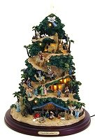 Nativity Tree